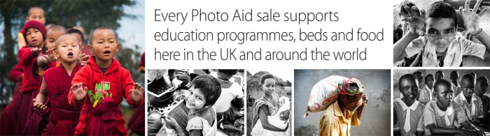 PhotoAid Global, making a difference one photo at a time