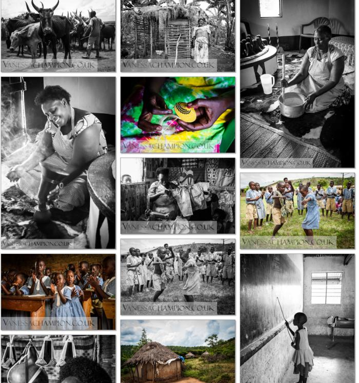 UGanda pastoralists NGO charity work photography buy prints images