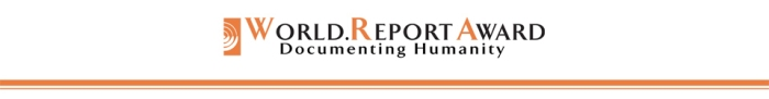 world report award logo