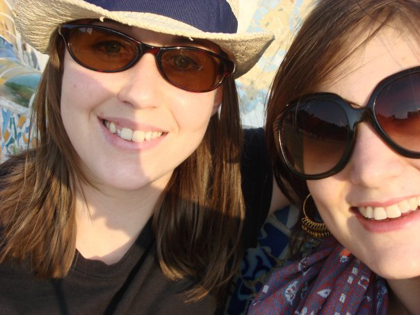 Rebecca and her sister Kelly - The Rebecca Vassie Memorial award interview on PhotoAid Global F8