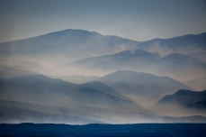 Sunrise, Santa Fe Mountains, New Mexico