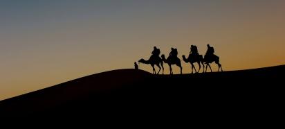 Morocco Toureg