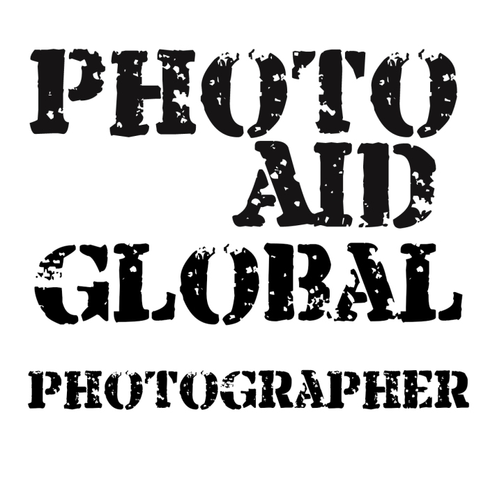 photoaid photographer logo